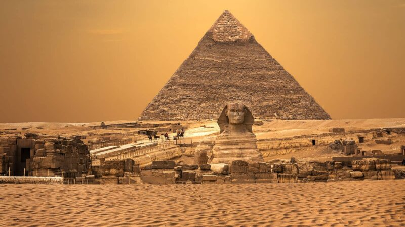 Egypt's top attractions