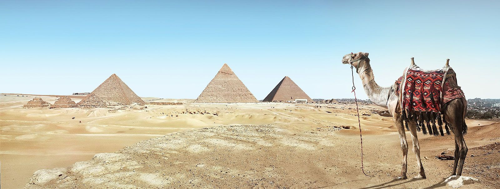 Memorable Egyptian adventures on a tight budget