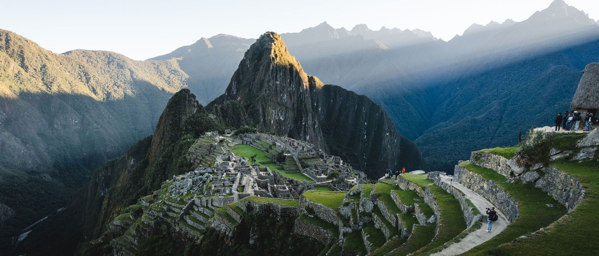 Traveling destinations South America